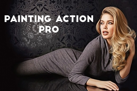 Painting Action Pro