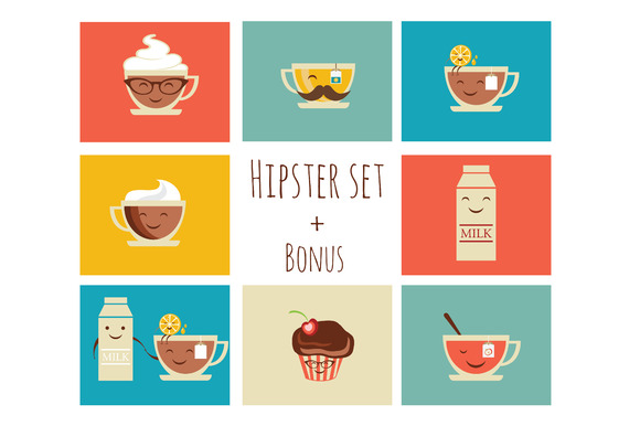 Hipster Set Bonus
