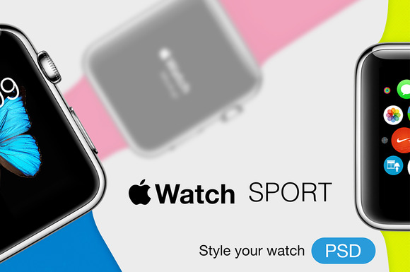 Apple Watch Sport Ware