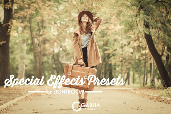 Special Effects Presets Lightroom