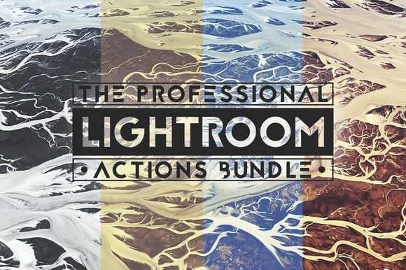Light Pro Actions Bundle