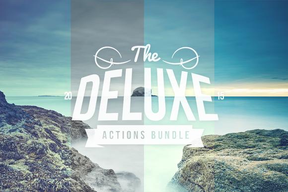 Deluxe Pro Actions Bundle