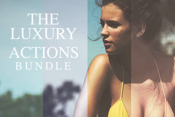 Luxury Actions Bundle