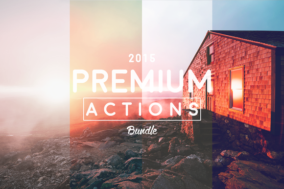 The Premium Pro Actions Bundle
