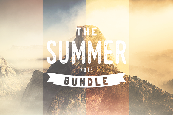 The Summer Pro Actions Bundle