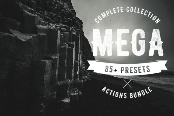 The Mega Pro Actions Bundle