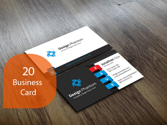 20 Creative Business Card Only $10