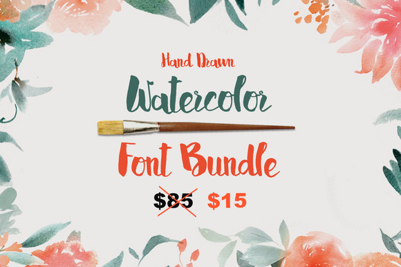 Hand Drawn Bundle 8 In 1