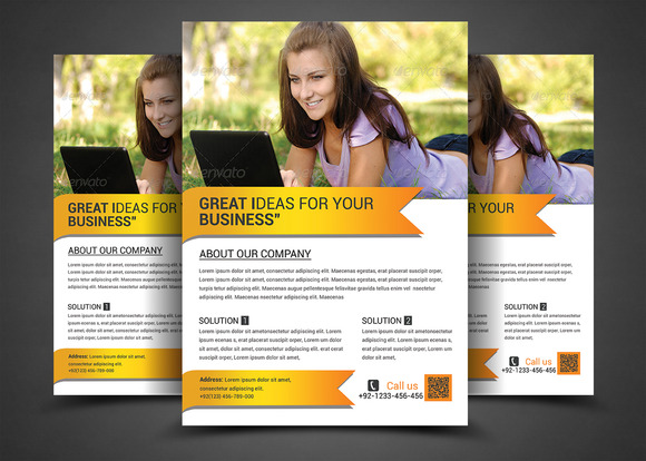 Best Business Flyers Templates