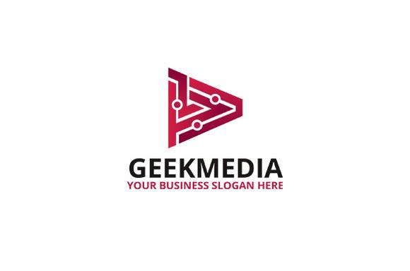 Geek Media Logo