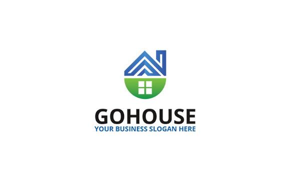 Go House Logo