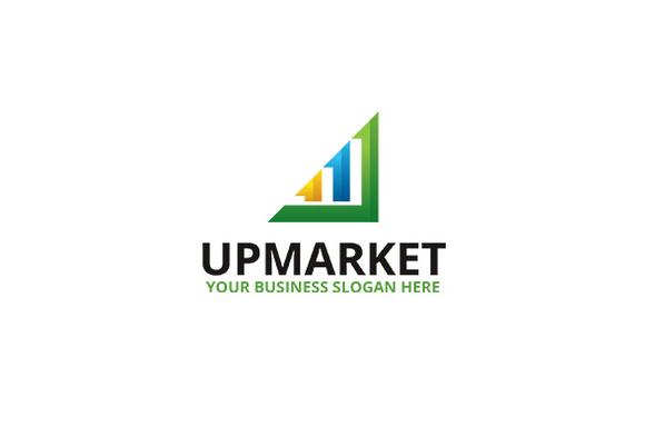 Up Market Logo