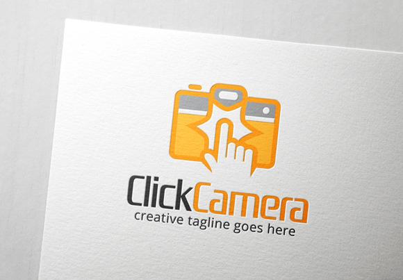 Click Camera Logo