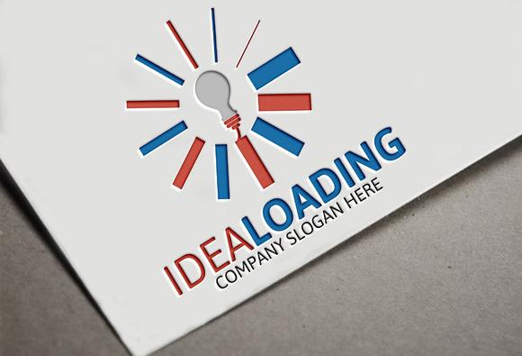 Dea Loading Logo