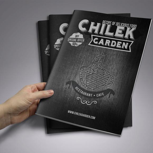 Chilek Garden Menu Pack