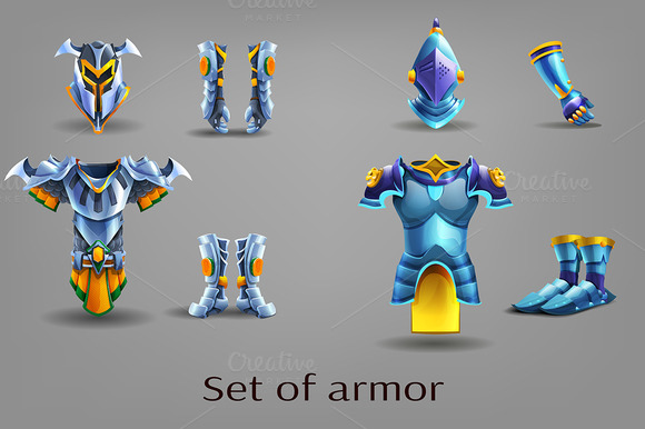 Set Of Armor