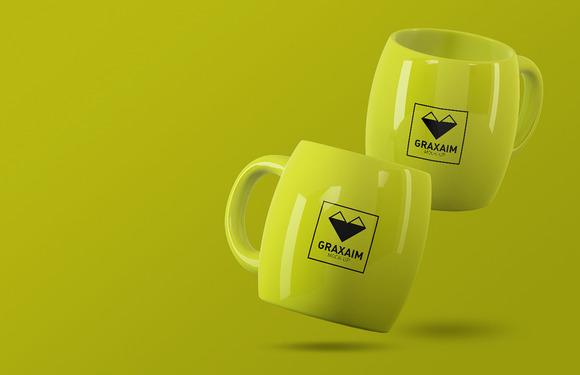 Mug Cup Mock-ups