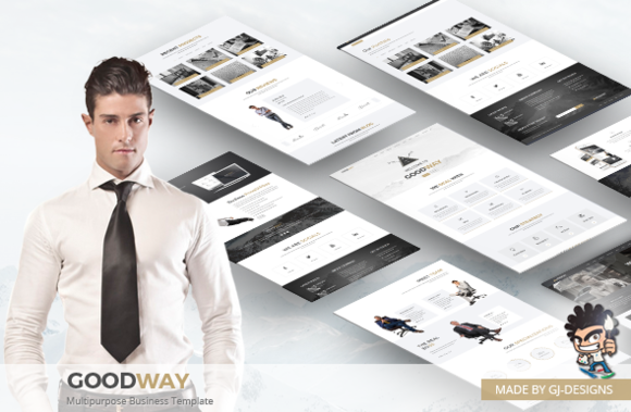 Goodway A Business Template