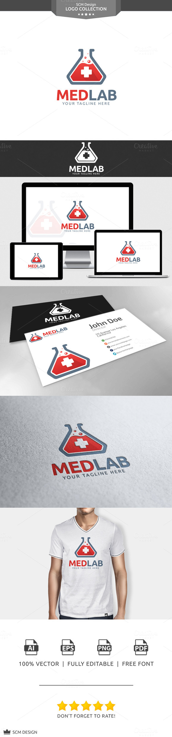Med Lab Logo