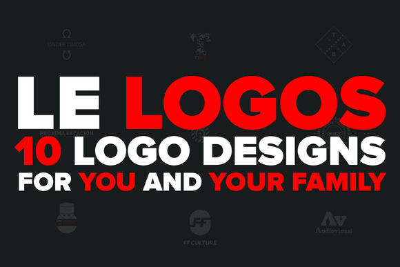 Le Logos 10 Logos 50% Off