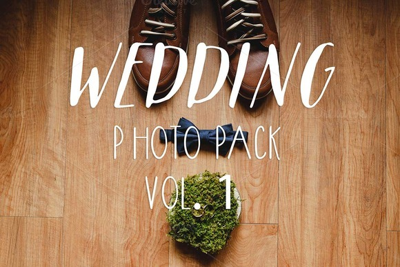 Wedding Photo Pack Vol.1