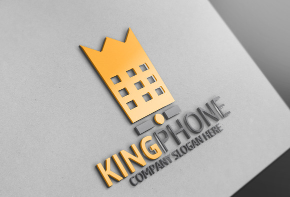 King Phone Logo