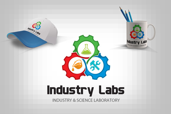 Industry And Science Logo
