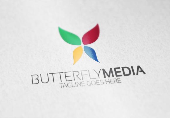 Butterfly Media Logo