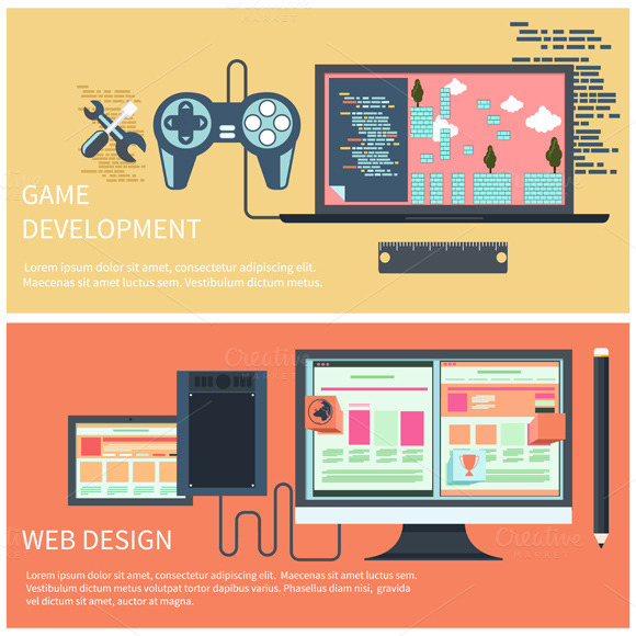 Game Development And Web Design