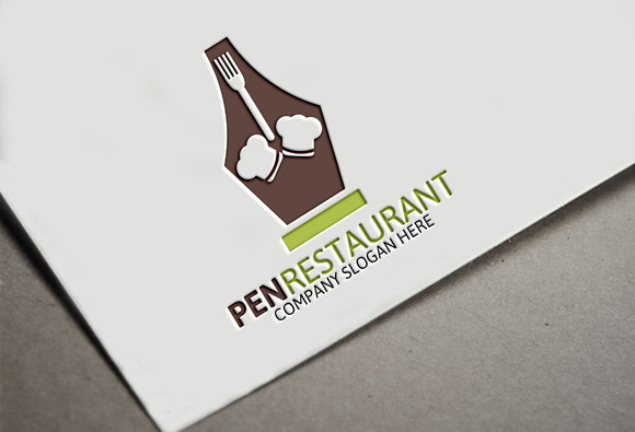 Pen Restaurant Logo