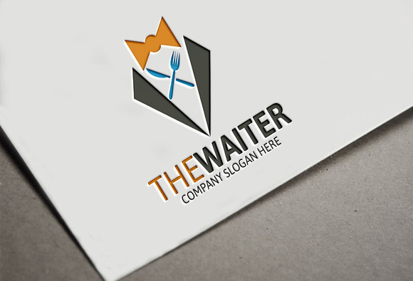 The Waiter Logo