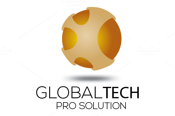 Global Technology Logo