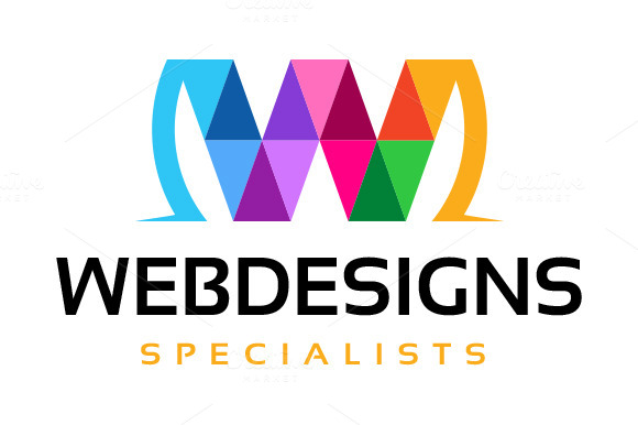 Web Designs Logo Template