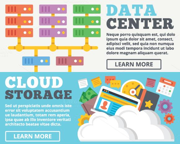 Data Center Cloud Storage Concepts