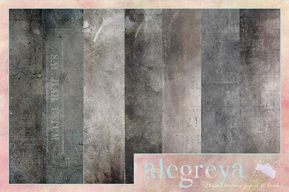 Subdued Digital Art Textures
