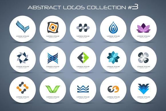 Abstract Logos Collection #3