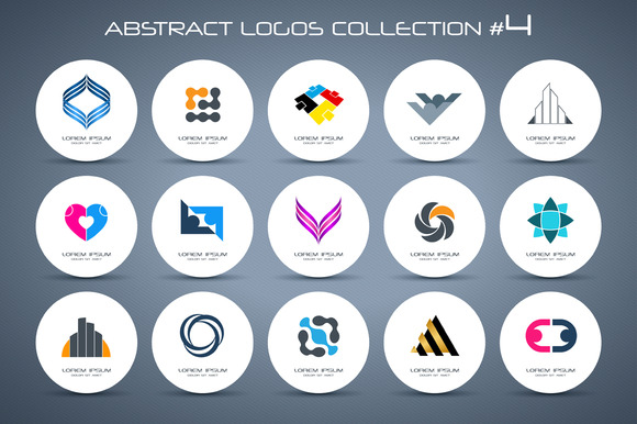 Abstract Logos Collection #4