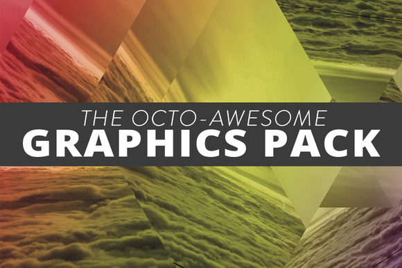 The Octo-Awesome Graphics Pack