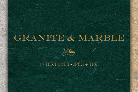 Granite Marble Textures
