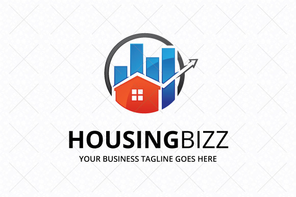Housing Bizz Logo Template