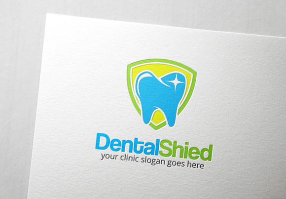 Dental Shield Logo
