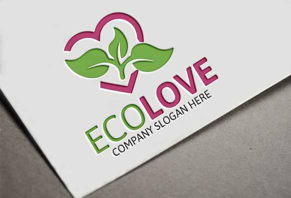 Eco Love Logo