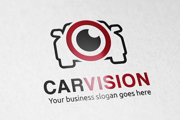 Car Vision Logo