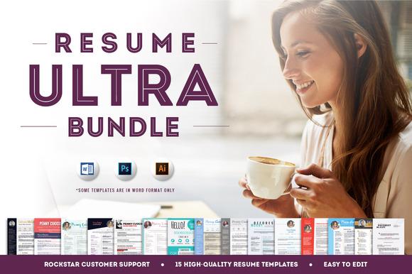 Resume Bundle Ultra