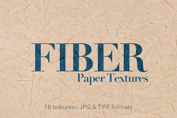 Fiber Paper Texture Pack