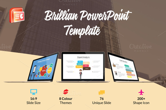 Brillian Powerpoint Presentation