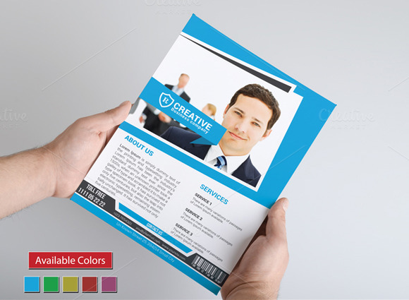 Super Flyer Template