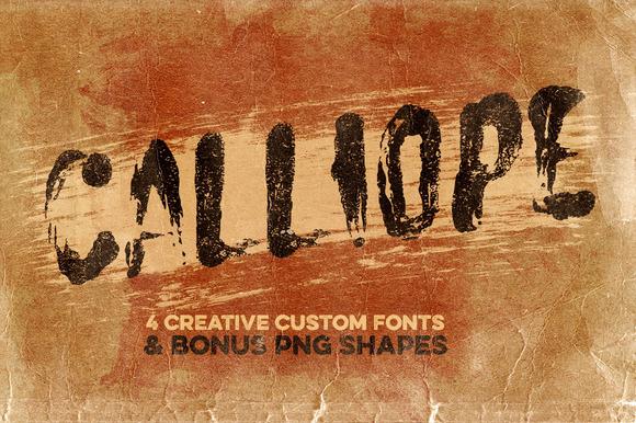 Calliope Creative Lettering