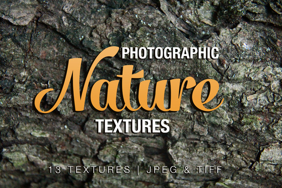 Photographic Nature Textures