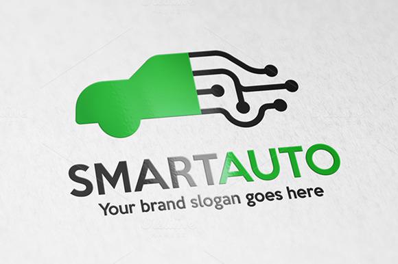 Smart Car Logo